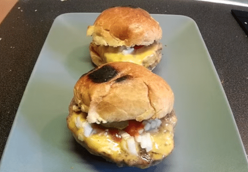 Cheese Burger recette