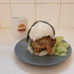 Recette originale - Sushi Burger