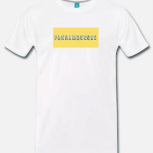 T-shirt Bannière Panhamburger - Aide association